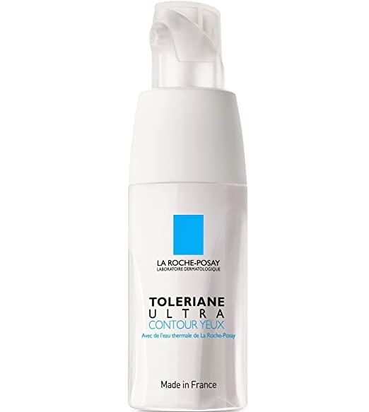 La Roche-Posay Toleriane Ultraw Eye Cream Soothing Repair Eczema From Eyelids Moisturizer,